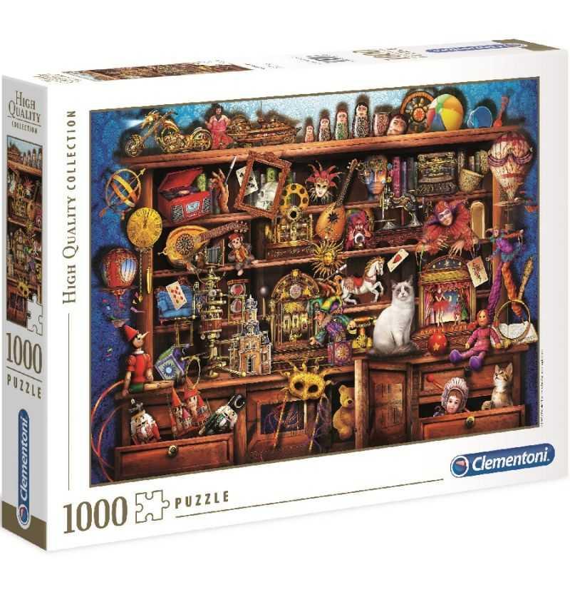 Comprar Puzzle 1000 Piezas Juguetes Antiguos