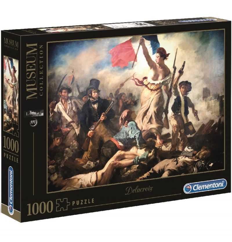 Comprar Puzzle 1000 Piezas La Libertad Guiando al Pueblo