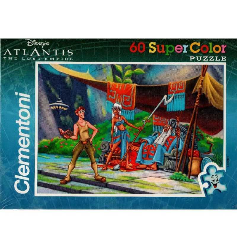 Comprar Puzzle 60 Piezas Atlantis Disney