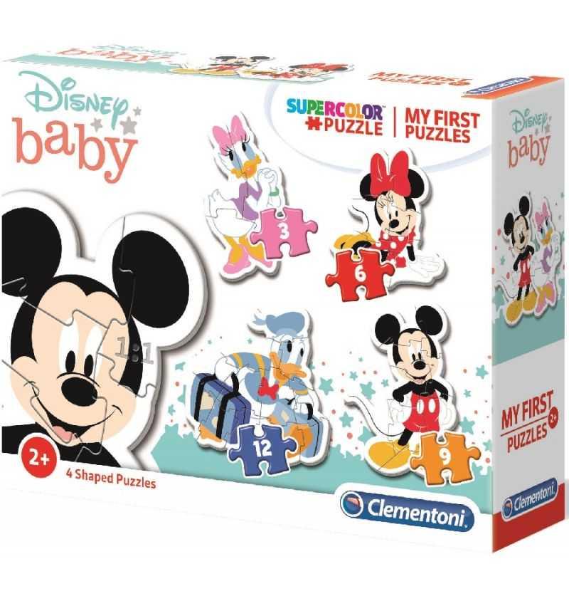 Comprar Puzzle progresivo Mickey Disney , Donald, Minnie y Daisy