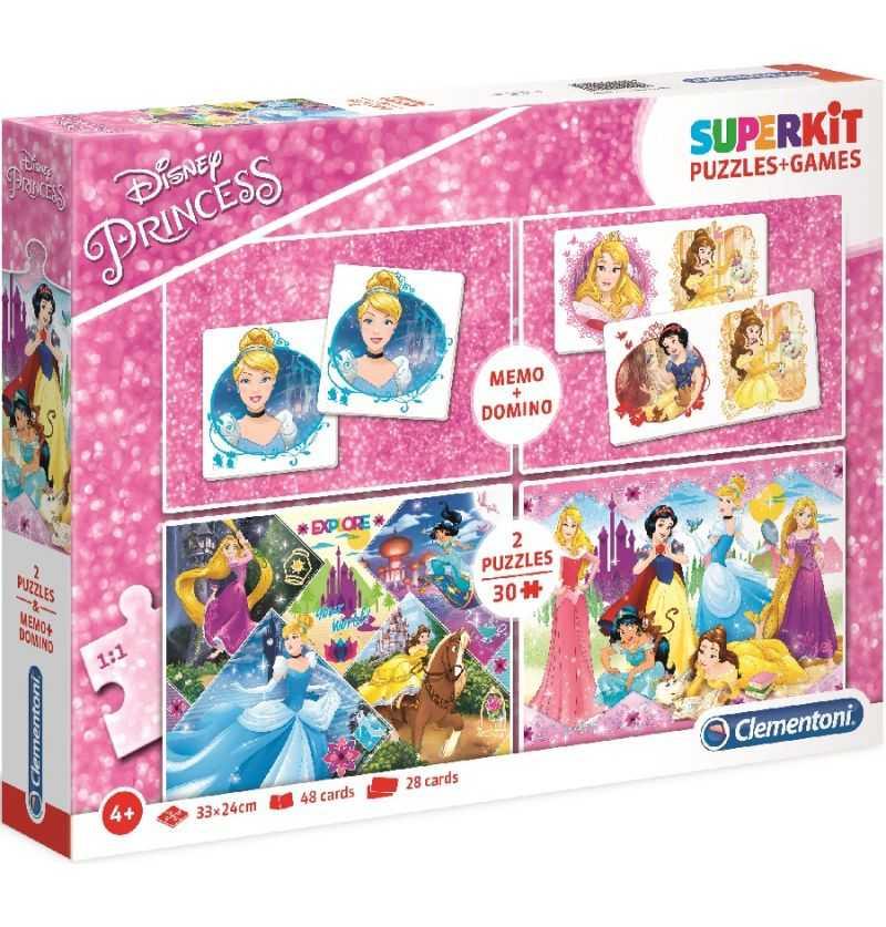 Comprar Kit de juegos Princesas Disney