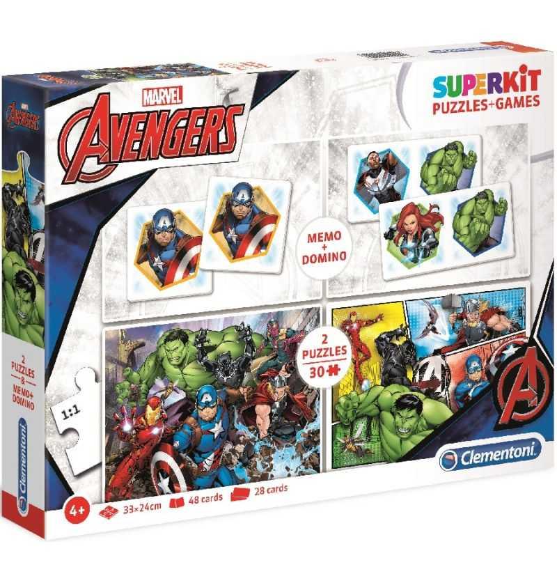 Comprar Juego Kit educativo Avengers