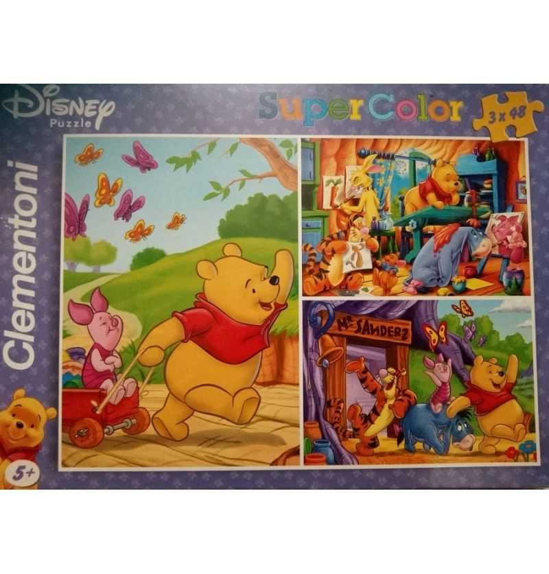 Comprar Puzzles 48 piezas Winnie The Pooh Disney