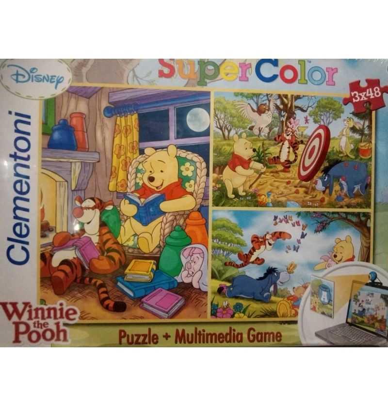 Comprar Puzzle 48 piezas Winnie Pooh y Amigos
