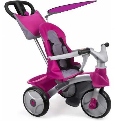 Comprar Triciclo Baby Tike Evolución Rosa