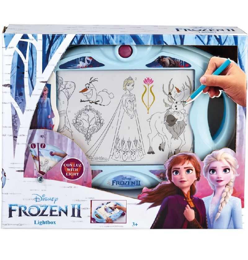 Comprar Proyector Lighbox Frozen Reino del Hielo