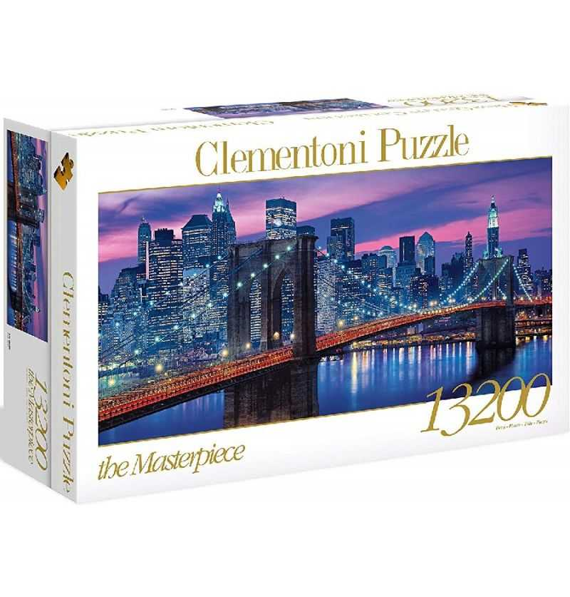 Puzzle 13200 piezas New York puente de Brooklyn