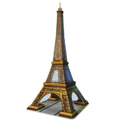 Comprar Puzzle tres Dimensiones Tour Eiffel