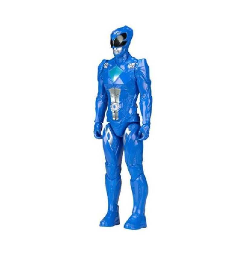 Comprar Figuras Power Rangers Hiper Movie Azul