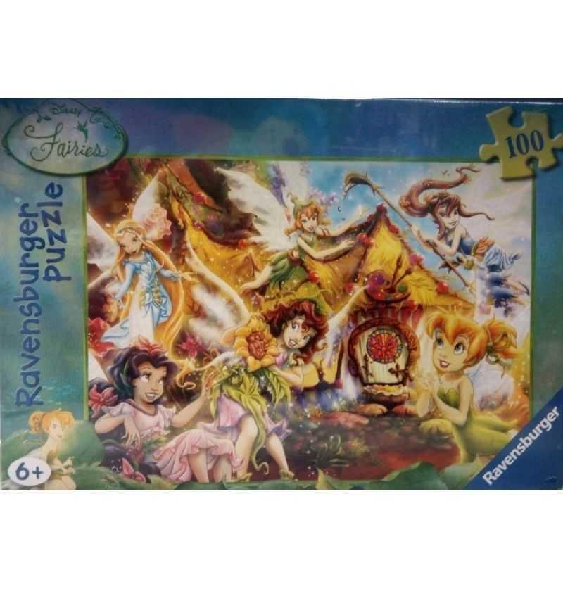 Comprar Puzzle 100 Piezas Campanilla Disney