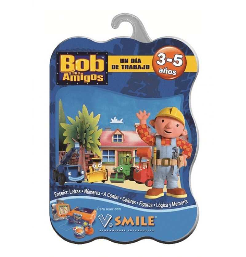 Comprar Juego v.smile Bob y sus amigos
