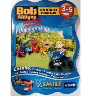 Comprar Juego v. smile Bob y sus amigos un dia de trabajo
