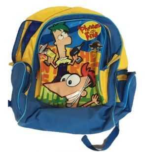 Comprar Mochila escolar Phineas and Ferb