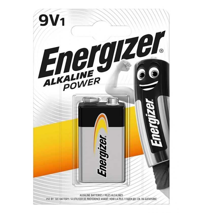 Comprar Pila 9V Energizer