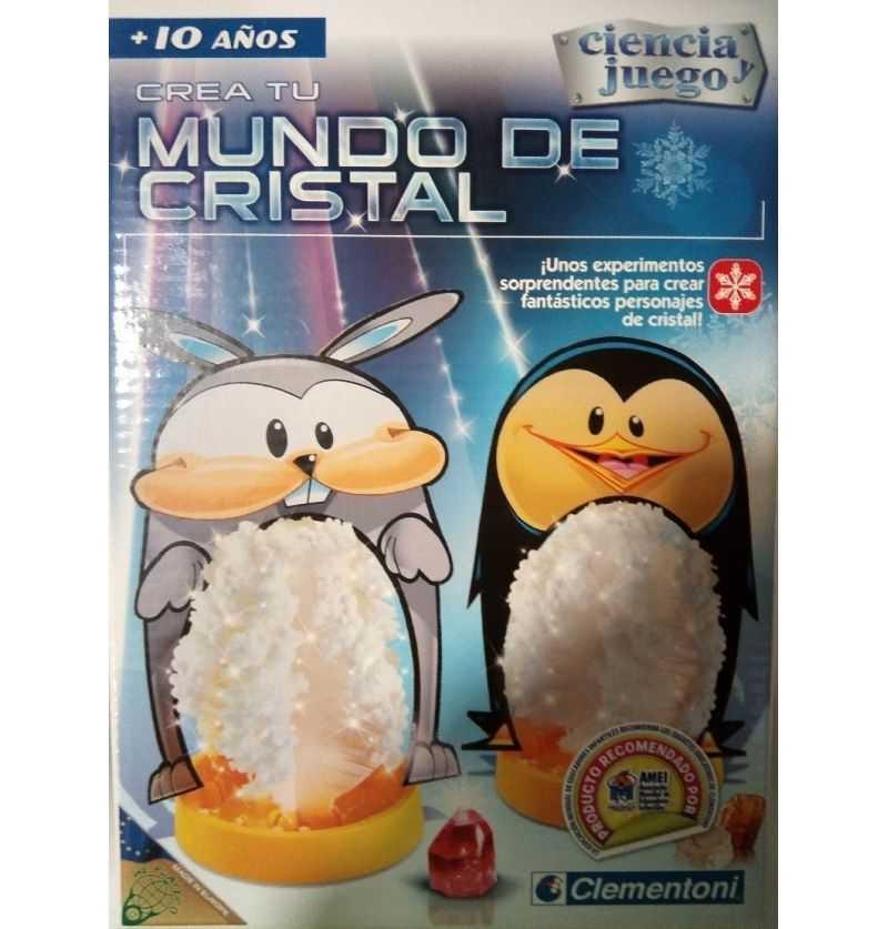 Comprar juego manualidad Crea Tu Mundo de Cristales