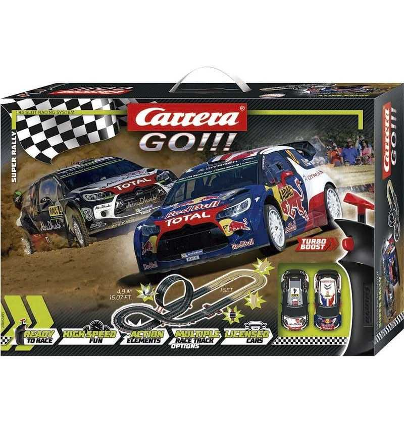 Comprar Circuito Super Rally Carrera Go