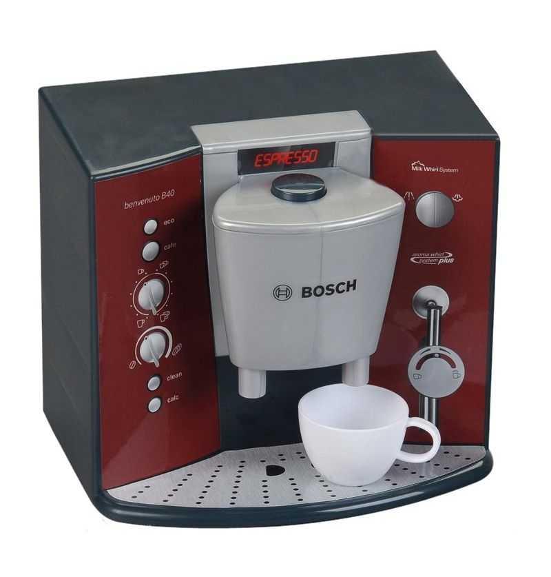 Comprar Cafetera Juguete Bosch Roja Klein