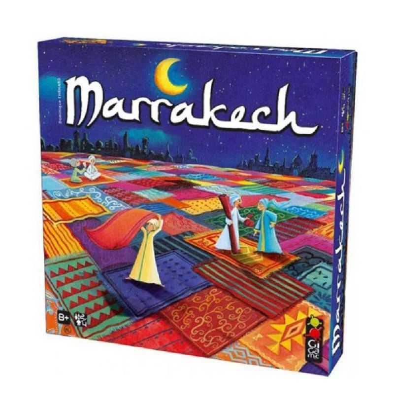 Comprar Juego de Mesa Marrakech Clasico