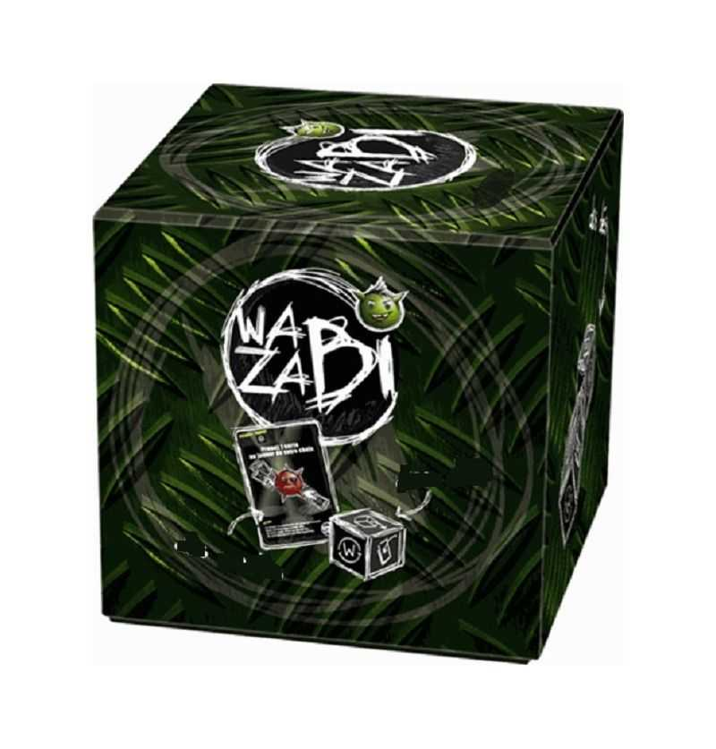 Comprar Juego de Mesa Wazabi Cubes Gigamic