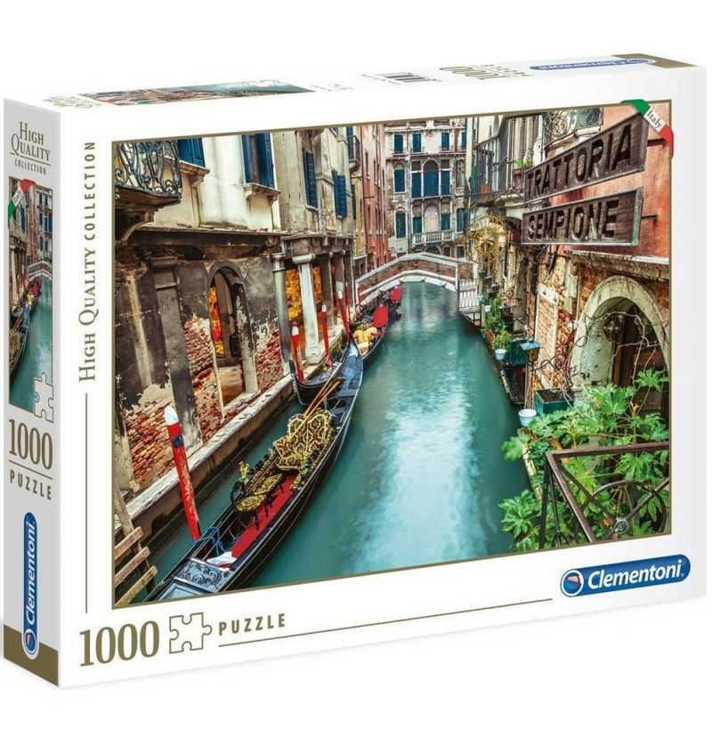 Comprar Puzzle 1000 Piezas Venecia - Italia