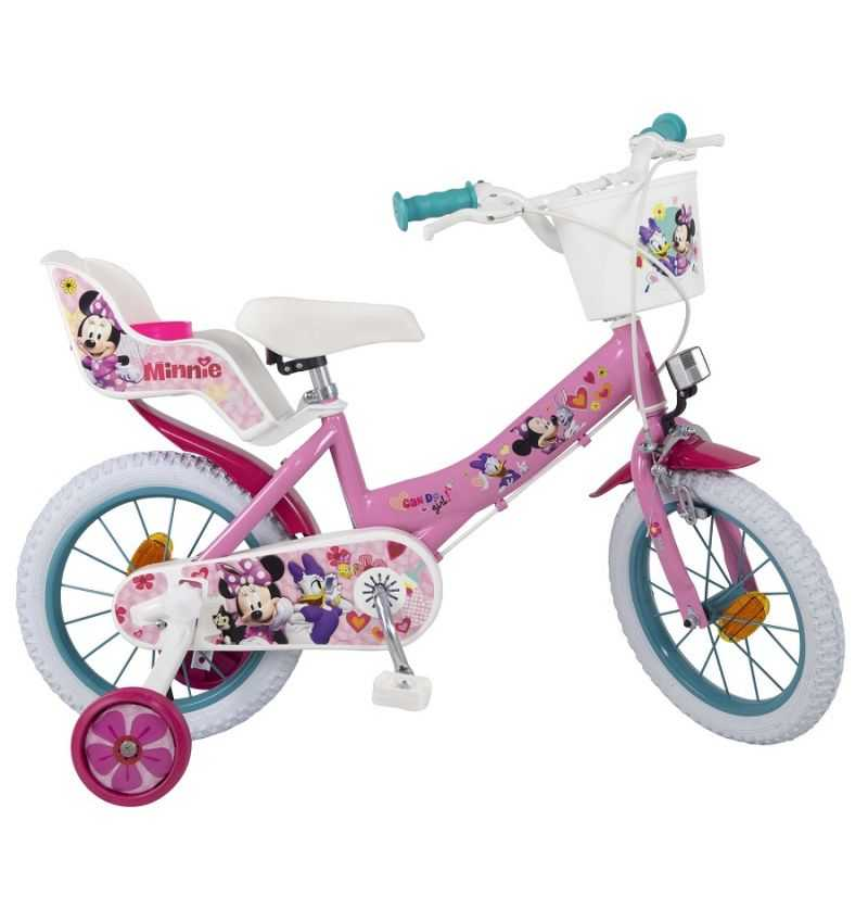 Comprar Bicicleta Minnie Disney