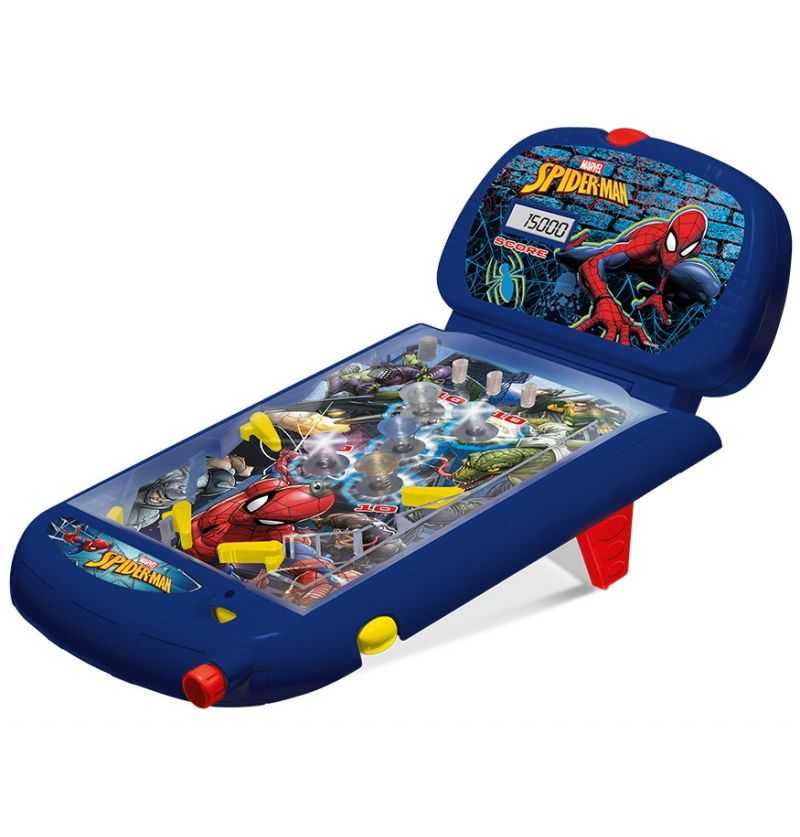 Comprar Pinball Spiderman Super Fliper