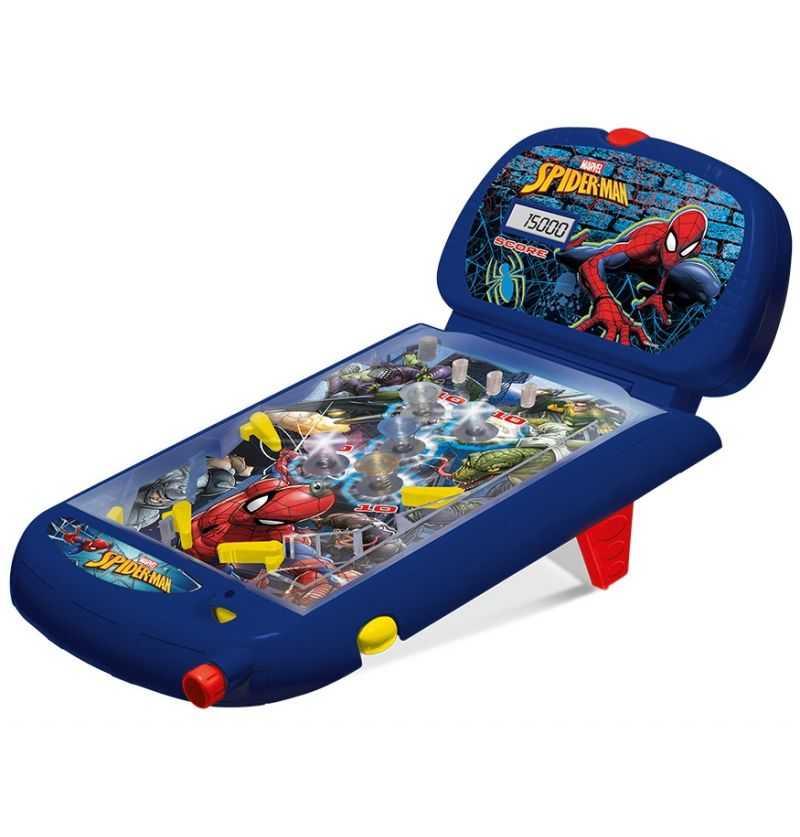 Comprar Pinball Spiderman Super Fliper