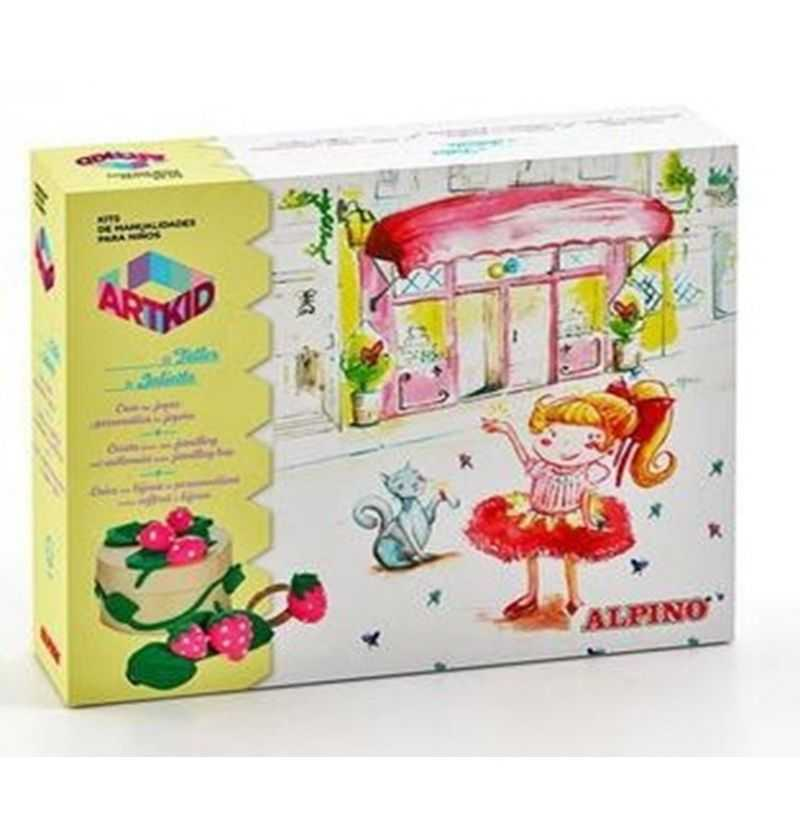 Comprar Juego Manualidad Art Kit El Taller de Violeta Alpino