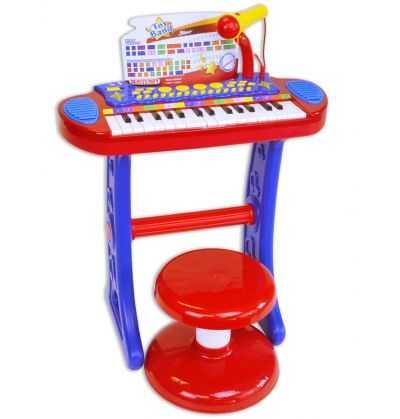 Comprar Teclado Electronico Infantil Taburete