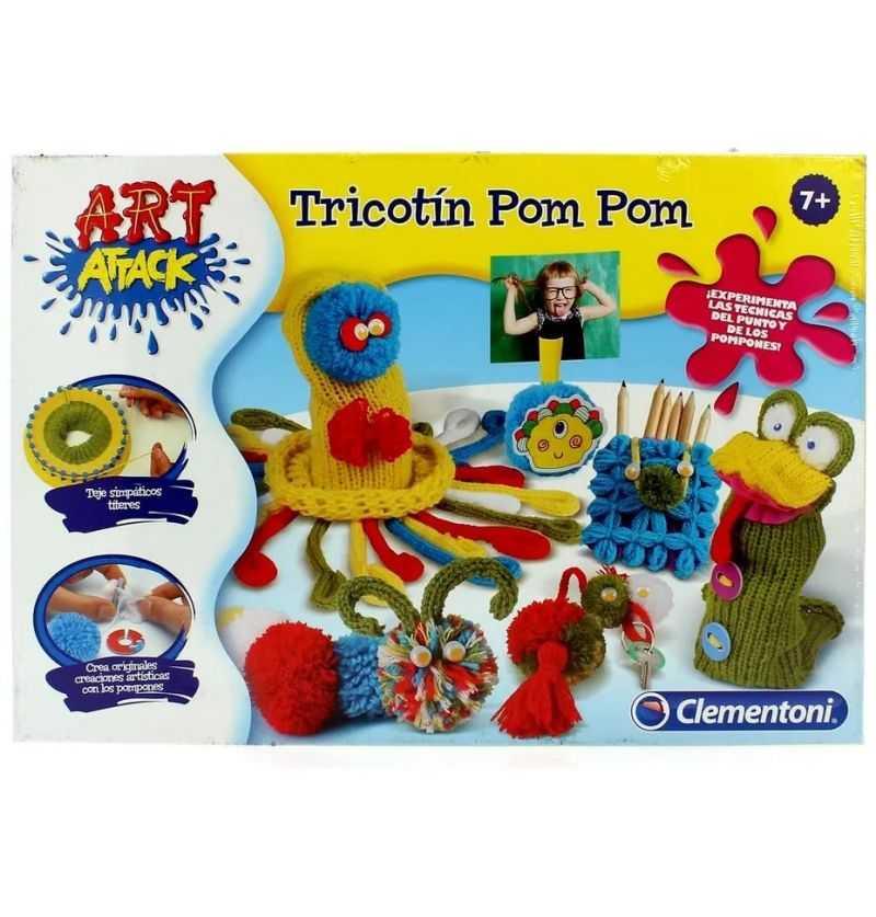 Comprar Juego de Manualidades Art Attack Tricolin Pon Pon