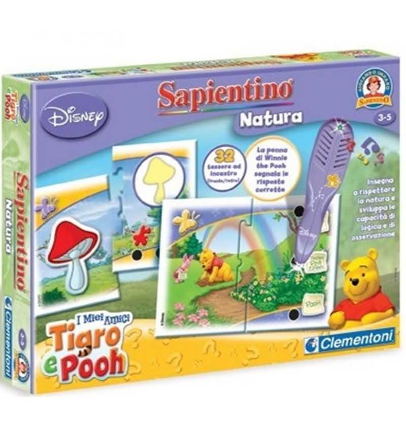 Comprar Juego educativo Sapientino Tigger Winnie Pooh
