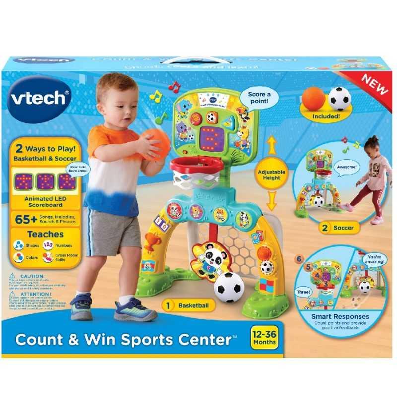 Comprar Centro de deportes Infantil basket-gol Vetch