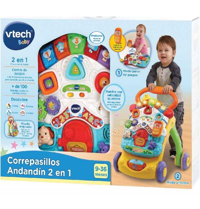 Comprar Correpasillos Andandin Vtech