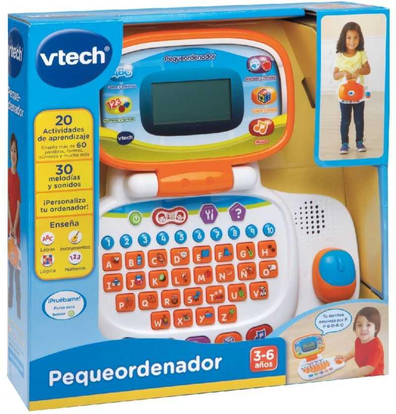 Comprar Ordenador Infantil Pequeordenador - Vtech