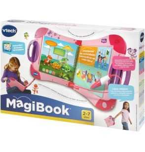 Comprar Magibook Rosa Sistema de aprendizaje interactivo - Vtech