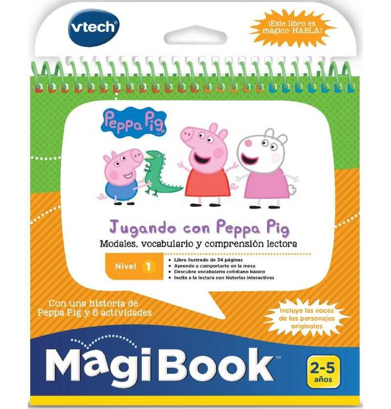 Comprar Libro Magibook Peppa Pig - Vtech