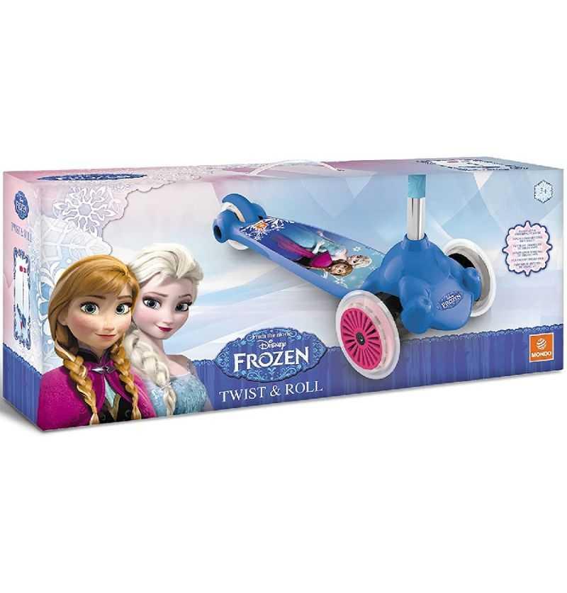 Comprar Patinete Tres ruedas Elsa y Anna pelicula Frozen