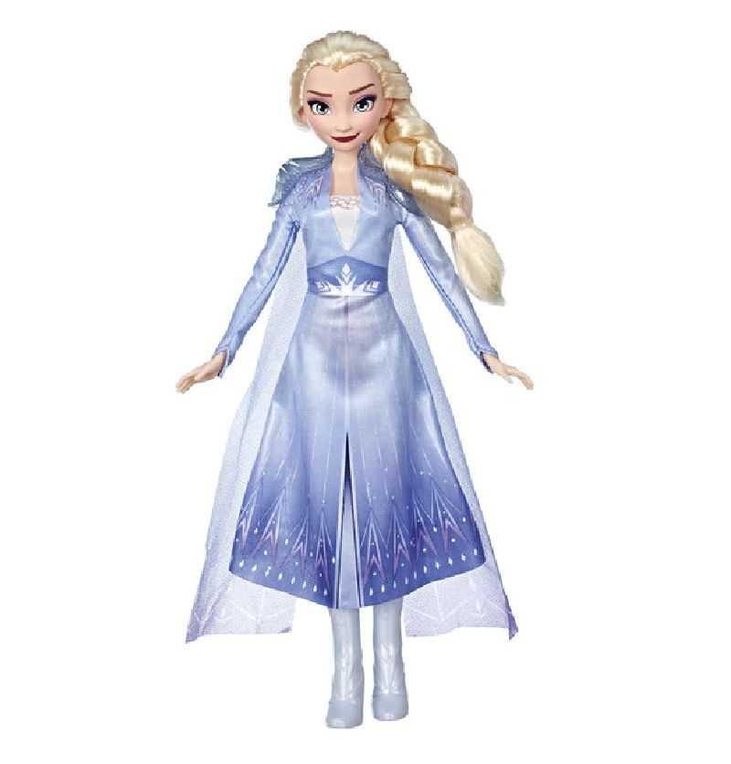Comprar Muñeca Frozen Princesas Disney Elsa