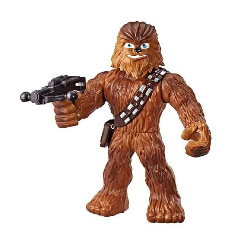 Comprar Figura Chewbacca Heroes Galaxia Mega Mighties