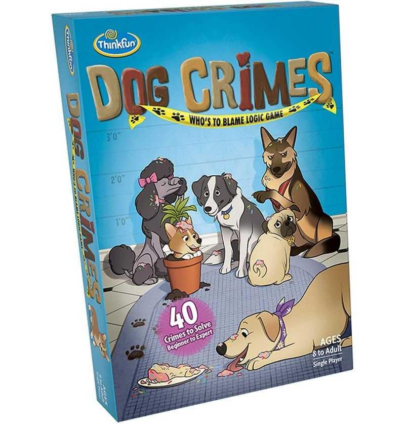 Comprar Juego de Mesa Dog Crimes Castellano