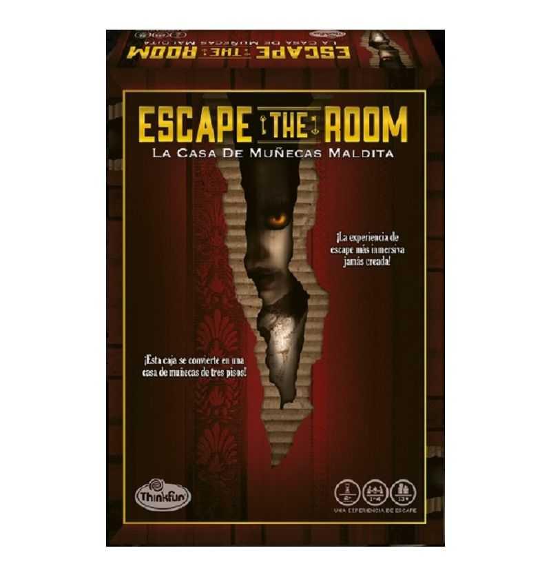 Comprar Juego Escape The Room La Casa de Muñecas Maldita
