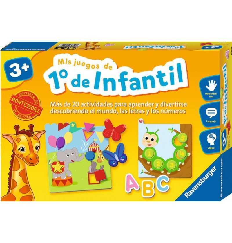 Comprar Montessori Mis Juegos 1º Infantil
