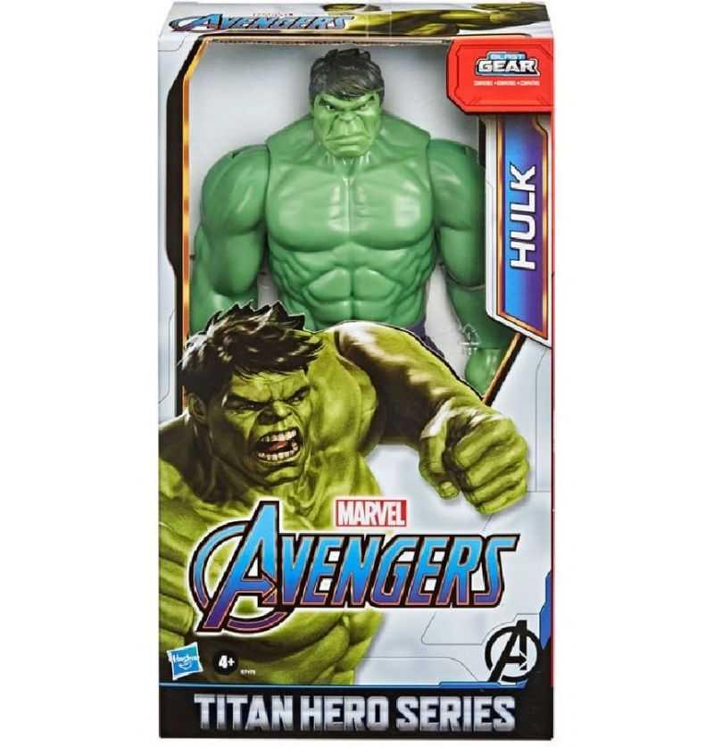 Comprar Figura Hulk Avengers Titan Hero Marvel