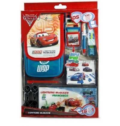 Comprar Funda para consola KIT DS y 3ds Xl Cars Disney - Nintendo
