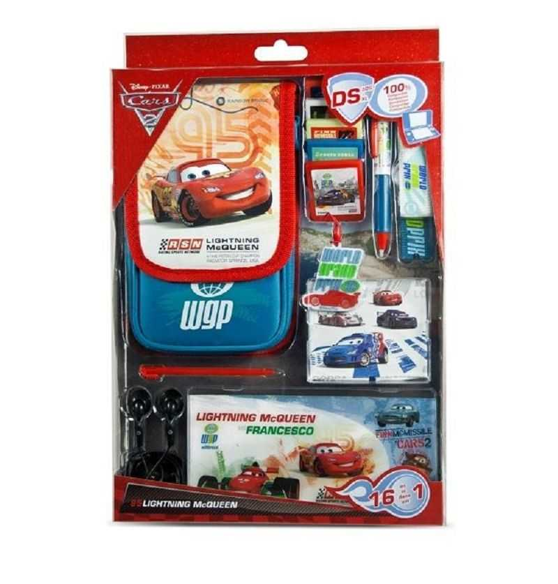 Comprar Funda para consola KIT DS y 3ds Xl Cars Disney - Nintendo