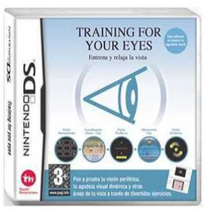 Comprar Juego consola DS Trainig Para la Vista