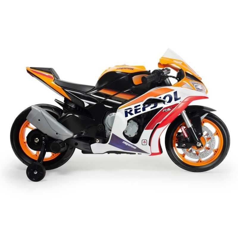 Comprar Moto Infantil Bateria Honda Repsol
