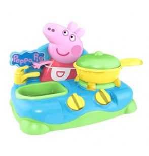 Comprar Cocina Infantil de Camping Peppa Pig