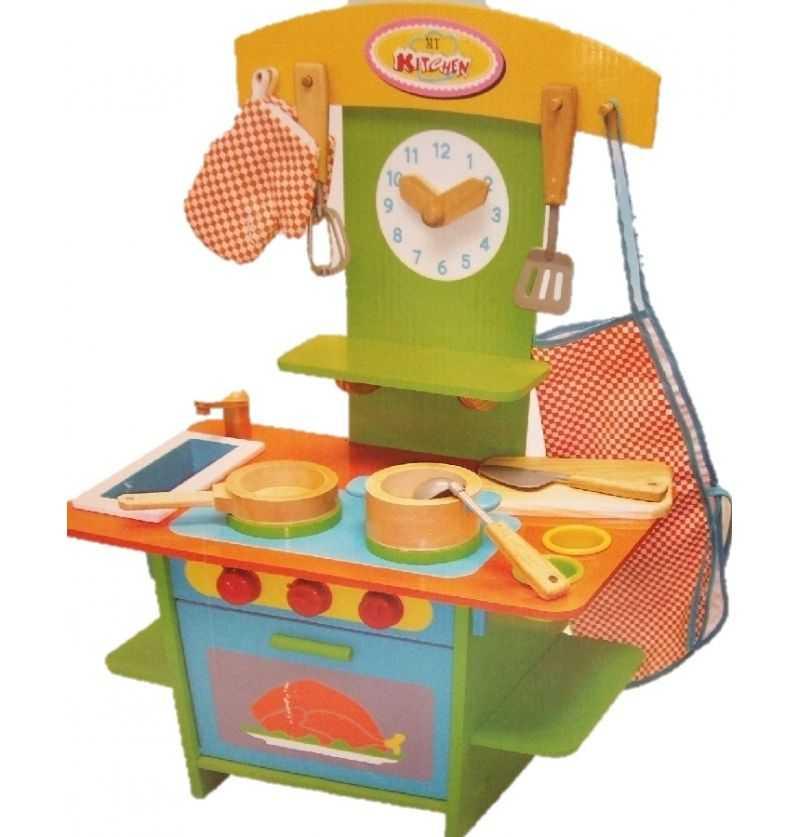 Comprar Cocina Madera Infantil