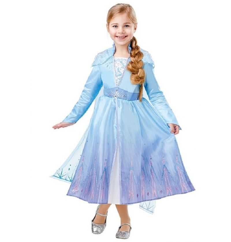 Comprar Disfraz Princesa Elsa Luxe Frozen